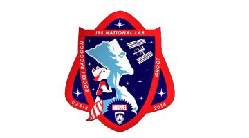2016 ISS CASIS mission patch