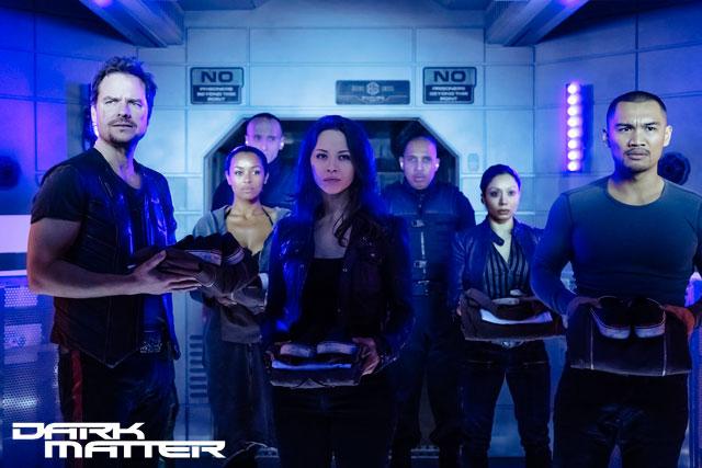 Dark Matter S2