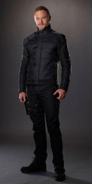 Killjoys S2: Aaron Ashmore