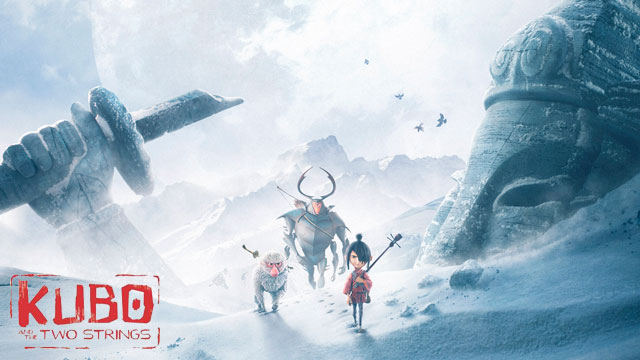 "Reviewing ""Kubo and the Two Strings"""