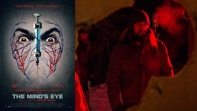 "Joe Begos: Exploring ""The Mind's Eye"" The writer/director talks about his inspiration for this movie, and more"