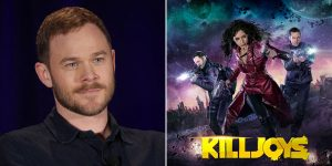 Slice of SciFi 774: Aaron Ashmore
