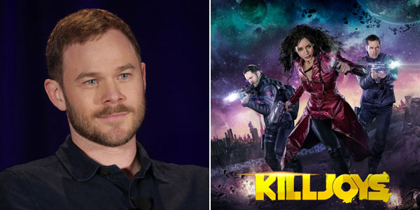 """Killjoys"": Aaron Ashmore Talks Season 2 Sometimes, The Team is All"