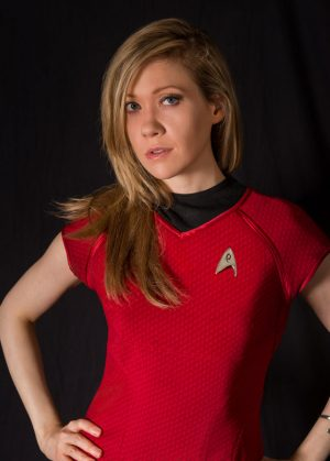 Tucky Williams Star Trek