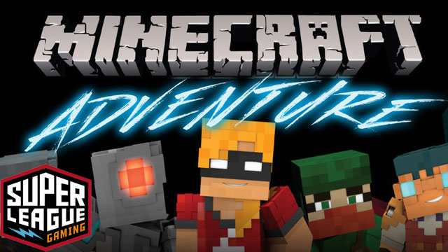 Minecraft Adventure in Phoenix Theaters Play Minecraft Adventure on Super League in Scottsdale, Mesa