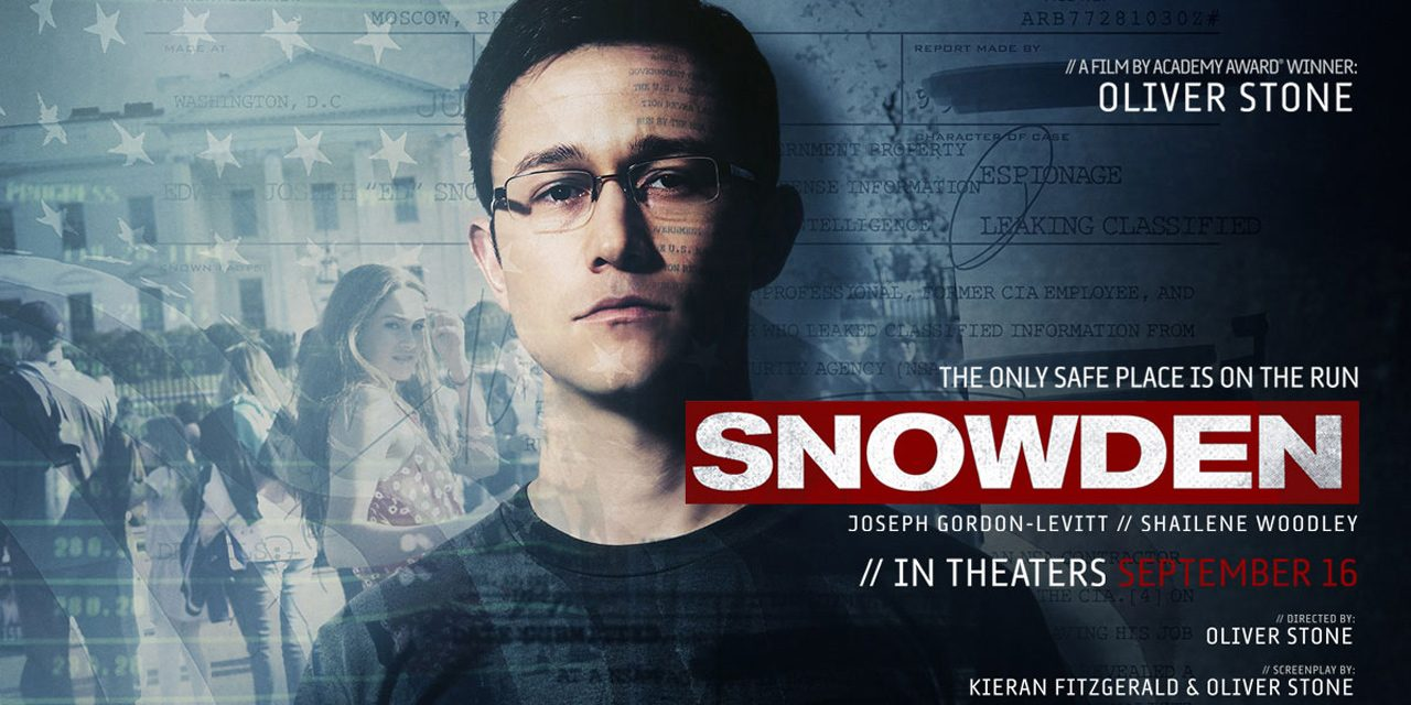 """Reviewing """"Snowden"""""""