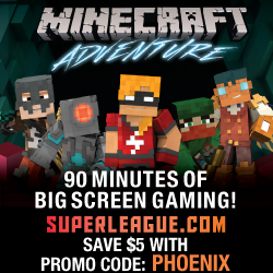 Minecraft Super League