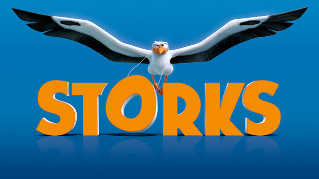 """Reviewing """"Storks"""""""