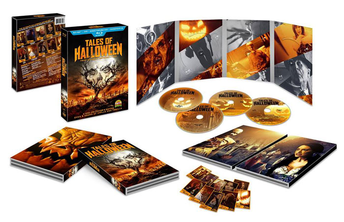 Tales of Halloween Box Set