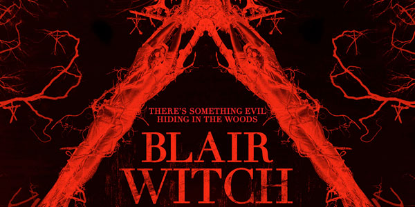 "Reviewing ""Blair Witch"""