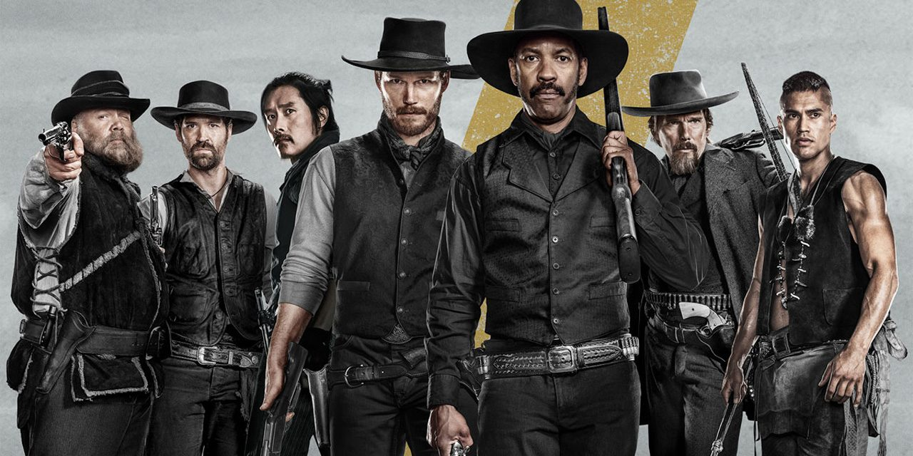 "Reviewing ""The Magnificent Seven"""