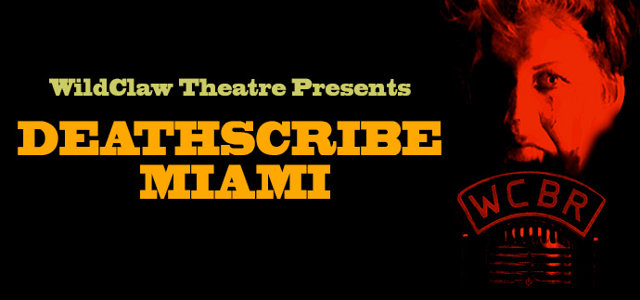 "<span class=""entry-title-primary"">Deathscribe Miami: Halloween Performances</span> <span class=""entry-subtitle"">Catch a rare outside of Chicago performance of ""Deathscribe"" thrillers & chillers</span>"