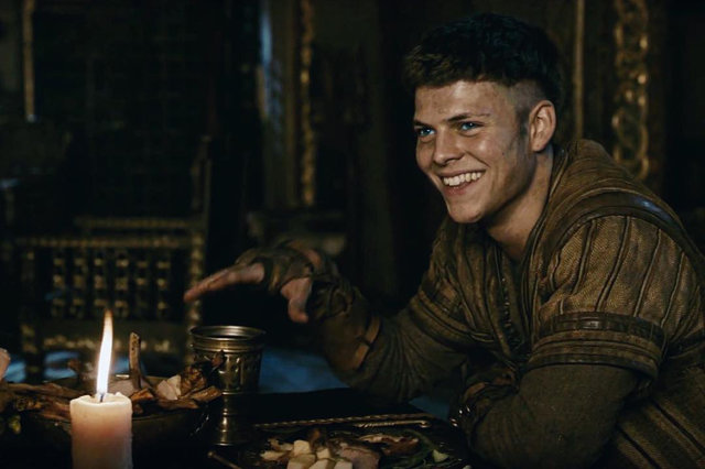 """Alex Andersen, """"Vikings"""""""