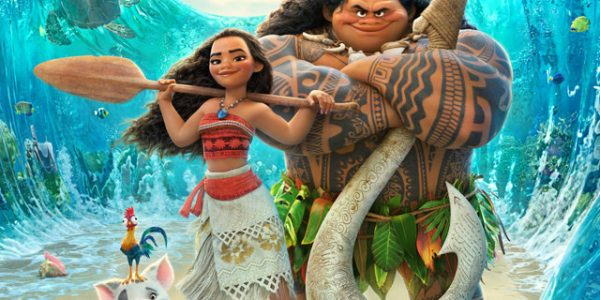 "Reviewing ""Moana"""