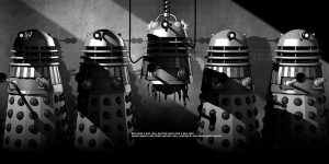 """Giveaway: """"Doctor Who: The Power of the Daleks"""""""