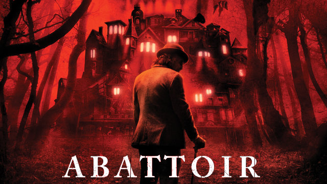 "Reviewing ""Abattoir"" A ghost story that makes it's impact with visual effects rather than gore"