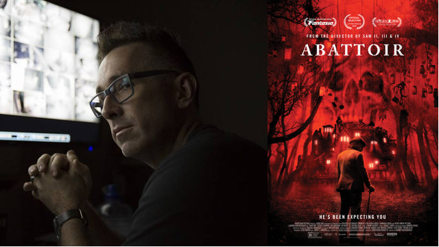 "Darren Lynn Bousman: ""Abattoir"" Insights"