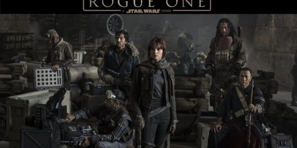 "Reviewing ""Rogue One: A Star Wars Story"""