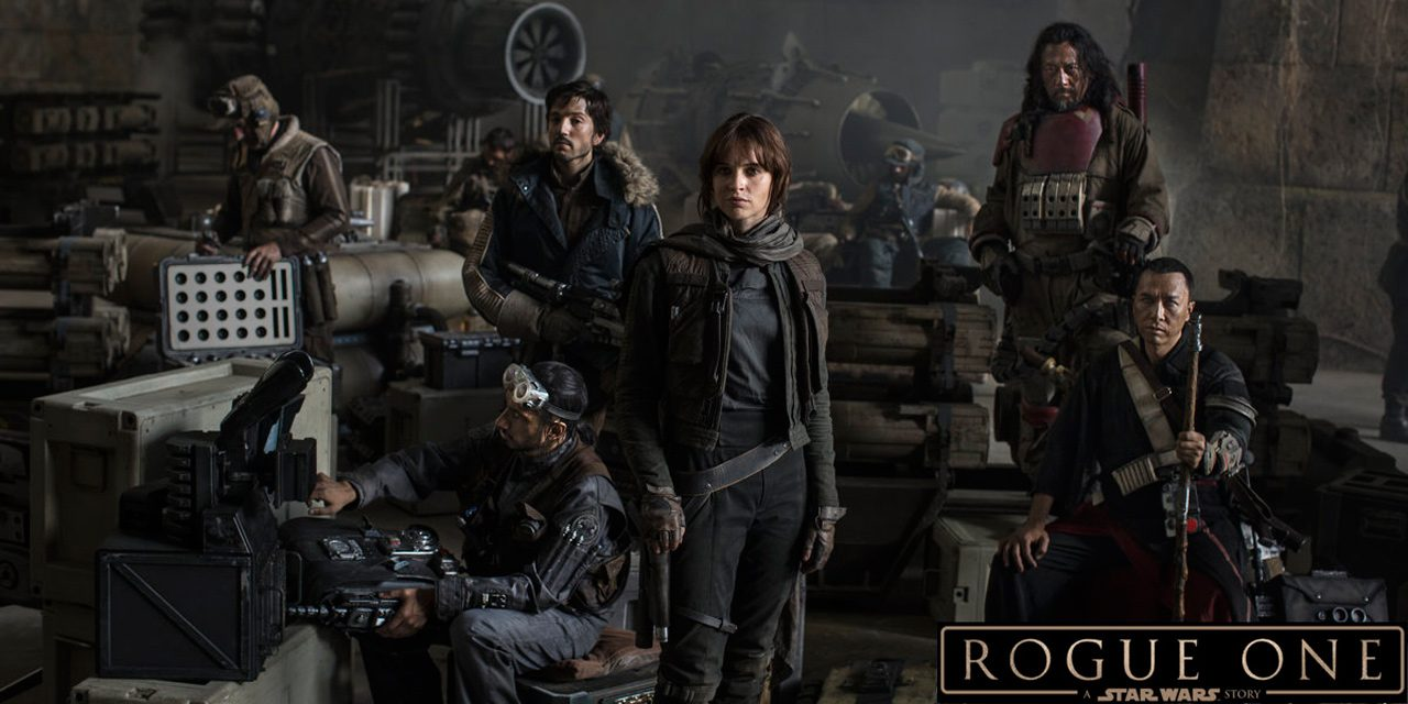 """Reviewing """"Rogue One: A Star Wars Story"""""""