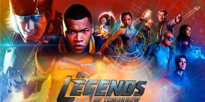 "5 Episodes In: ""Legends of Tomorrow"" Season 2"