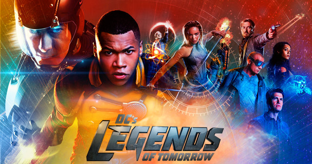 DCs Legends of Tomorrow Season 2