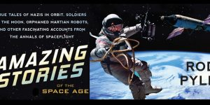 """Giveaway: """"Amazing Stories of the Space Age"""""""