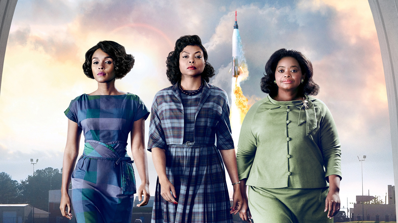 "Reviewing ""Hidden Figures"""