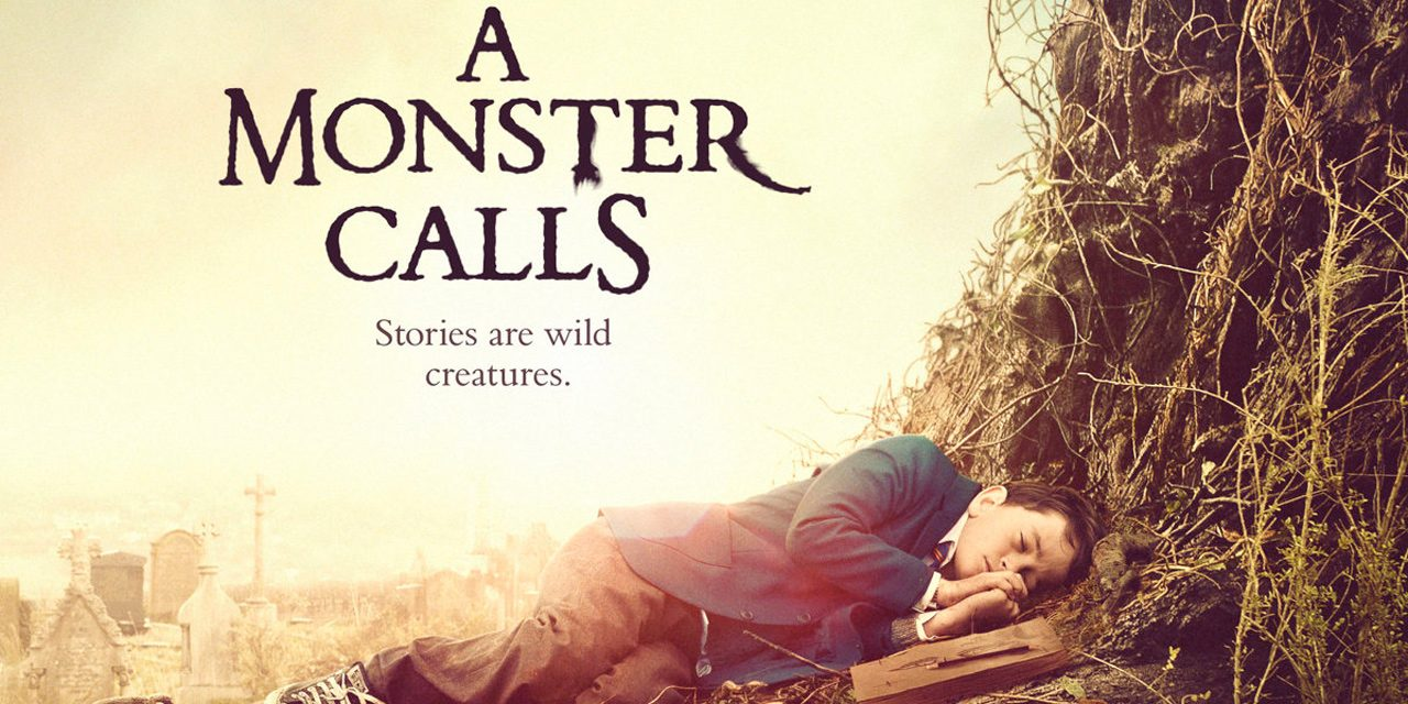 """Reviewing """"A Monster Calls"""""""