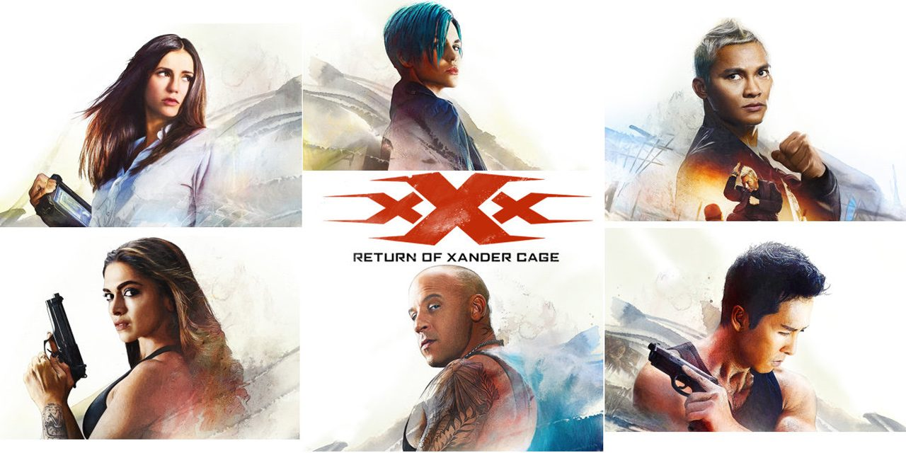 "Reviewing ""xXx: The Return of Xander Cage"" Popcorn-fueled, crazy action fun. What else were you expecting?"