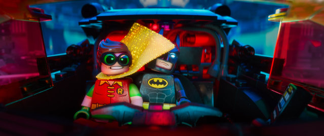 LEGO Batman Movie (2017)