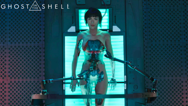 """Ghost in the Shell"" (Somehow) Misses its Own Damn Point I Don't Know About You, But..."