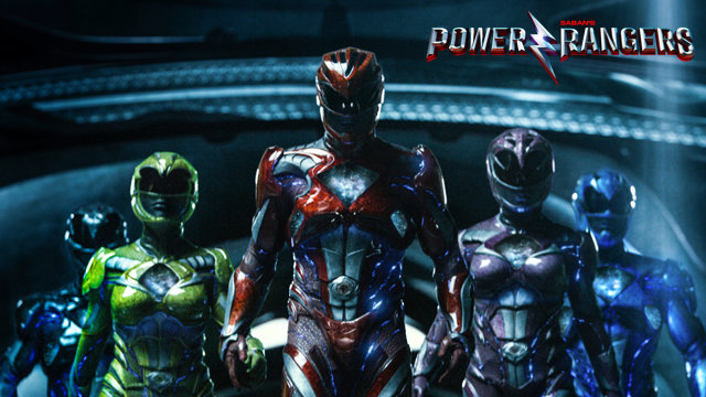 "Go Go ""Power Rangers"": Fun For a New Generation"