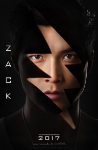 Power Rangers: Zack