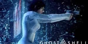 """<span class=""""entry-title-primary"""">""""Ghost in the Shell"""": Visual Design Overshadows Missing Story</span> <span class=""""entry-subtitle"""">A Stunning Visual Exhibition That Insists on Oversimplifying Everything</span>"""