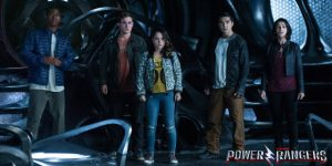 """""""Power Rangers"""" Lays a Solid Foundation for Future Fun"""