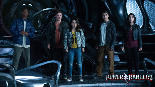 """Power Rangers"" Lays a Solid Foundation for Future Fun"