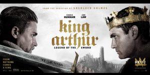 "Giveaway: ""King Arthur: Legend of the Sword"" Prize Pack"