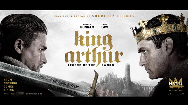 "Giveaway: ""King Arthur: Legend of the Sword"" Prize Pack"