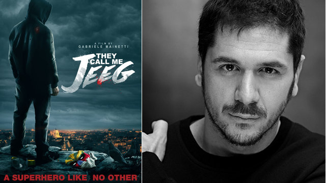 """They Call Me Jeeg"" Director Gabriele Mainetti The journey of the character is more important than the spectacle of the superpowers"