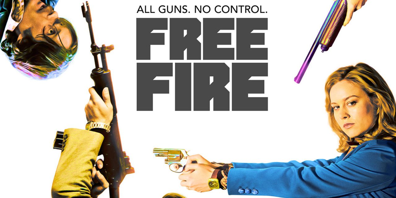 """Fast Action, Dark Humor Take """"Free Fire"""" to Next Level"""