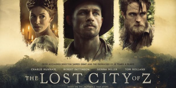 """The Lost City of Z"": Grand, but Flawed"