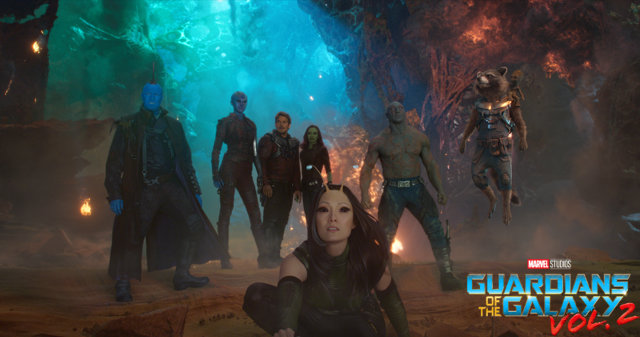 """Guardians of the Galaxy Vol 2"" Misfires but Stays Funny and Fun"