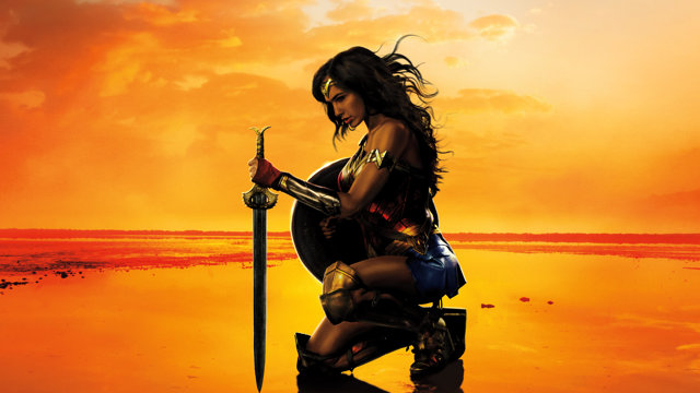 """Wonder Woman"": An Origin Story Worthy of Its Comic Roots"