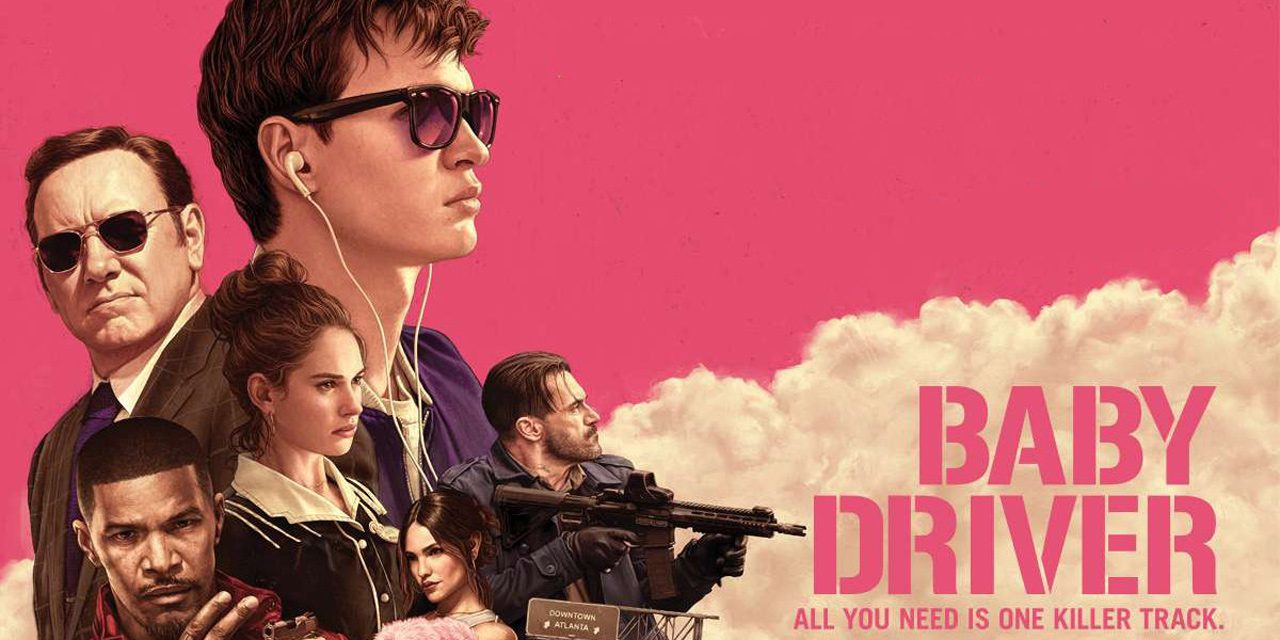 """Baby Driver"" Accelerates Into High Speed Mayhem"