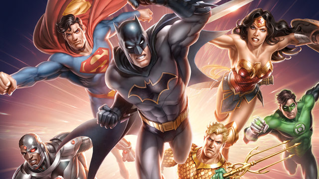 """DC Universe Original Movies: 10th Anniversary Collection"" Coming to Home Video All 30 Animated Films and All-New Special Features Included in Box Set"