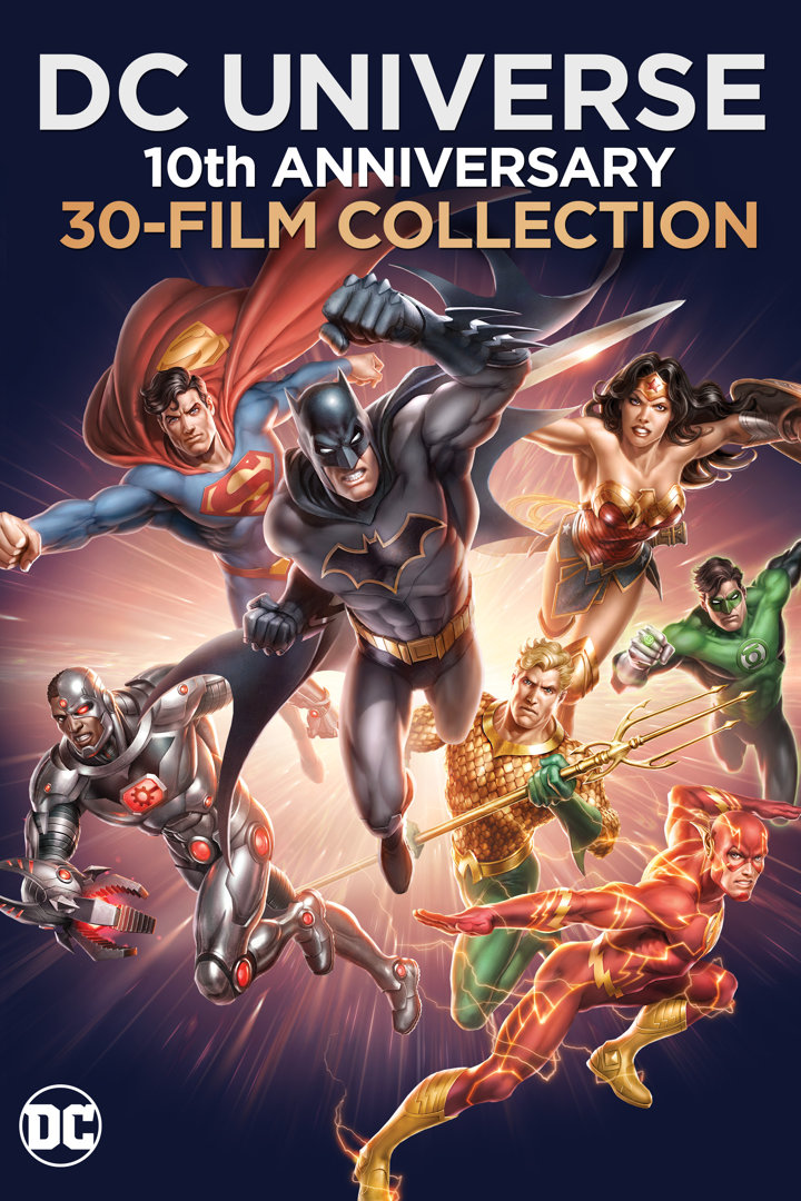 DC Universe 10th Anniversary Collection