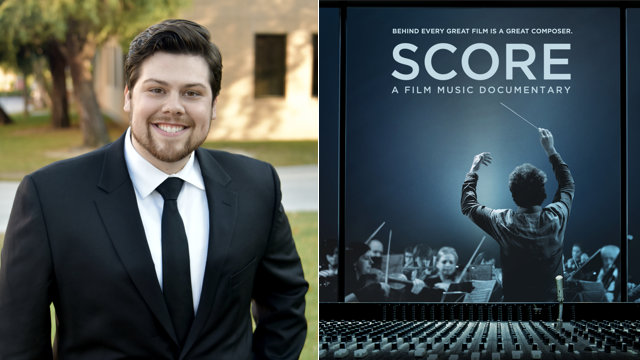 """Score"": Director Matt Schrader on Film Music A Closer Look at the Music and Composers That Help Make Films Magical"