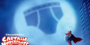 """Captain Underpants"": Potty Humor and Wild Imaginings In Equal Parts"