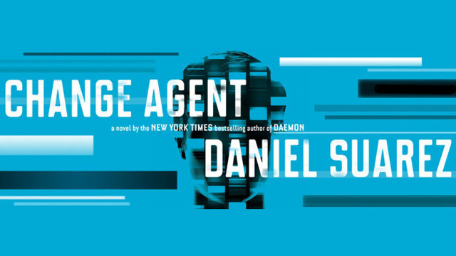 Change Agent giveaway