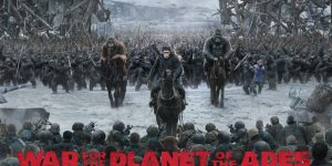 """War For the Planet of the Apes"": A Beautiful, Epic Story"